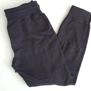 Lululemon EUC Ready to Fleece Joggers Size 8